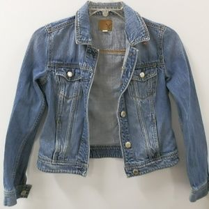 Women's AE Jean Jacket Sz Small